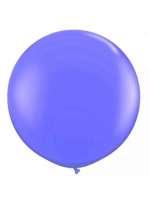 Balão de Látex Gigante Lilás 25 Polegadas – 1 unidade