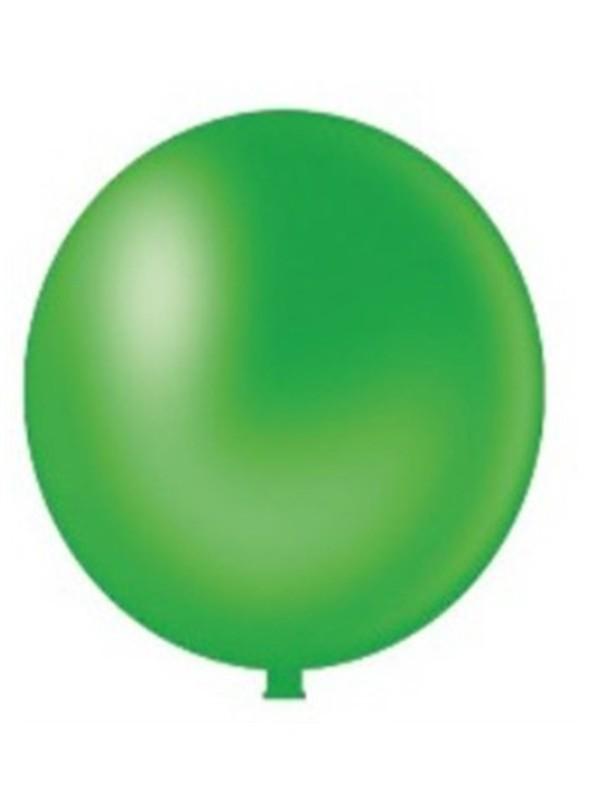 Balão de Látex Gigante Verde Citrus 25 Polegadas – 1 unidade