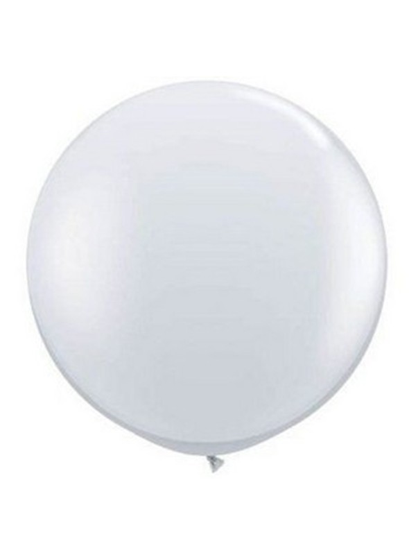 Balão de Látex Gigante Transparente 25 Polegadas – 1 unidade