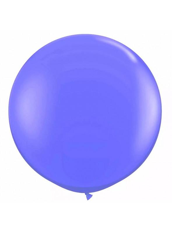 Balão de Látex Gigante Lilás 40 Polegadas – 1 unidade