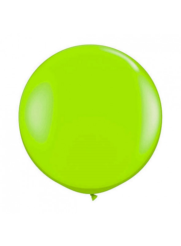 Balão de Látex Gigante Verde Claro 40 Polegadas – 1 unidade