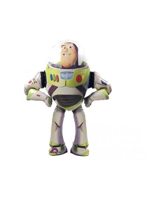 Balão Metalizado Gigante Airwalker Buzz Lightyear Toy Story – 1 unidade
