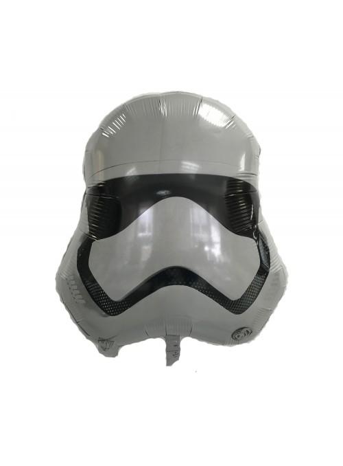 Balão Metalizado Stormtrooper Star Wars – 1 unidade