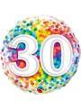 Balão Metalizado Aniversário 30 Anos – 1 unidade