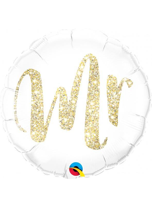 Balão Metalizado Mr – 1 unidade