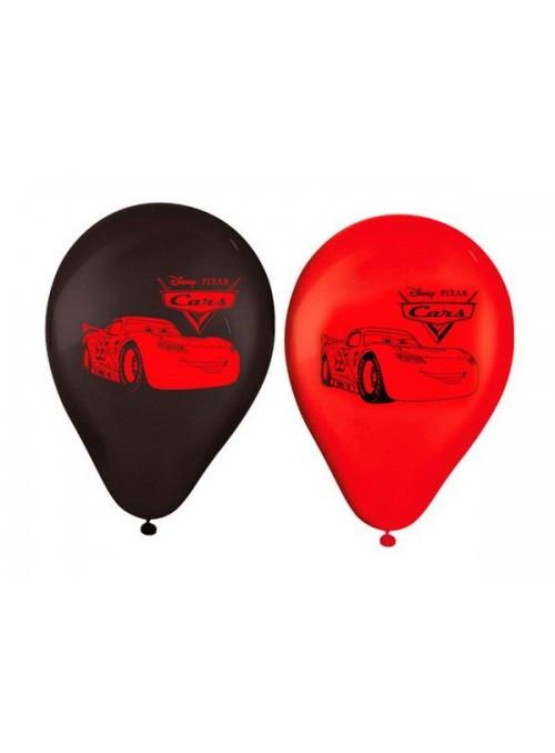 Balões de Látex Carros Cars – 25 unidades