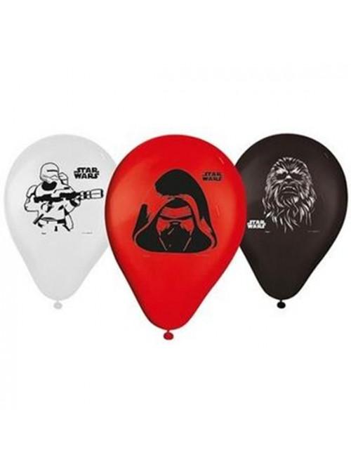 Balões de Látex Star Wars – 25 unidades