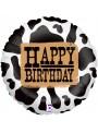 Balão Metalizado Aniversário Haras Fazenda – 1 unidade