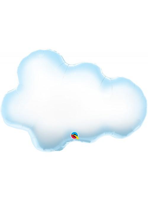 Balão Metalizado Nuvem de Festa – 1 unidade