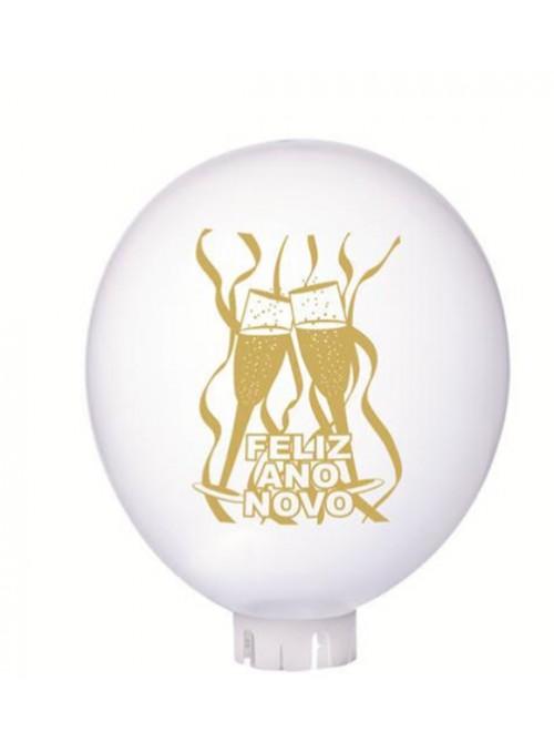 Balões de Látex Feliz Ano Novo – 25 unidades