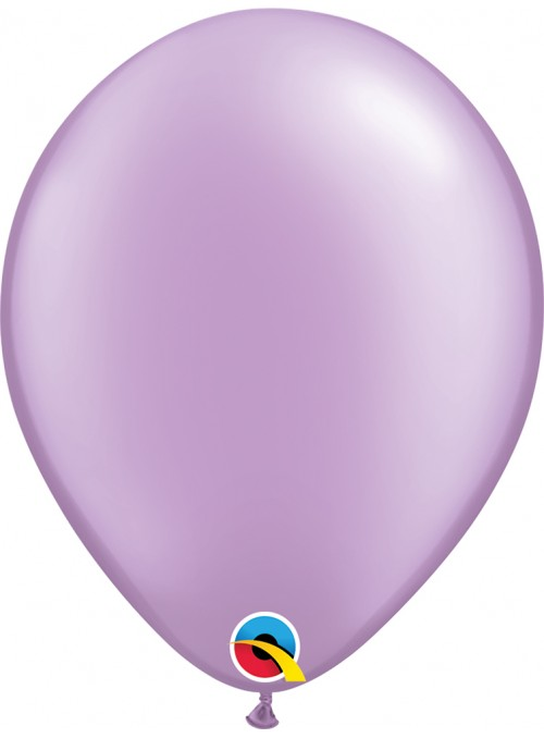 Balões de Látex Lilás Candy Colors – 5 unidades