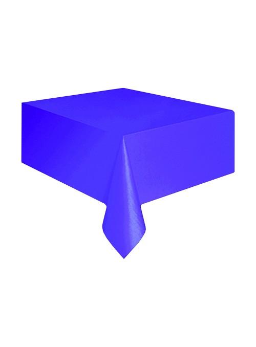 Toalha de Mesa Descartável de Luxo Roxo – 1 unidade