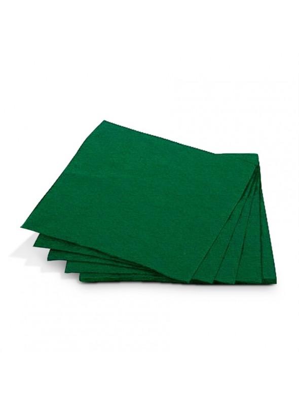 Guardanapos de Papel Luxo Verde – 20 unidades