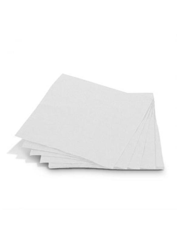 Guardanapos de Papel Luxo Branco – 20 unidades