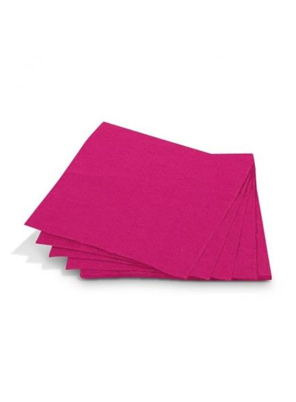 Guardanapos de Papel Luxo Rosa Pink – 20 unidades