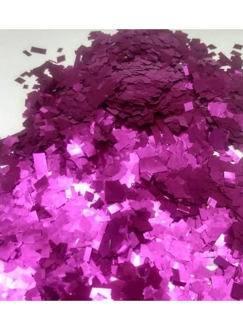 Confetes para Balão Mini Picadinho Rosa Pink 25g – 1 pacote