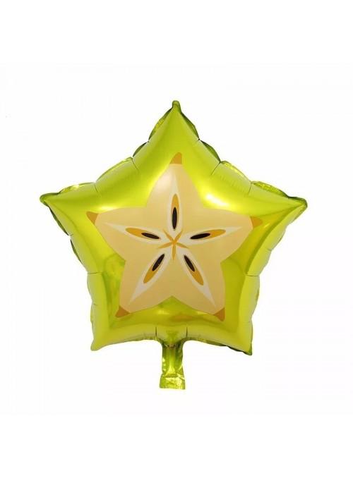 Balão Metalizado Carambola – 1 unidade