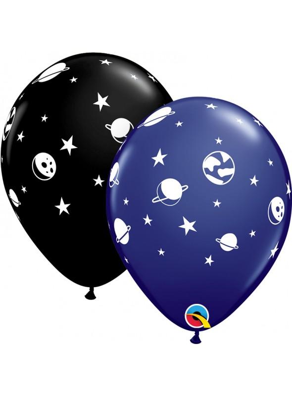 Balões de Látex Universo Qualatex – 10 unidades