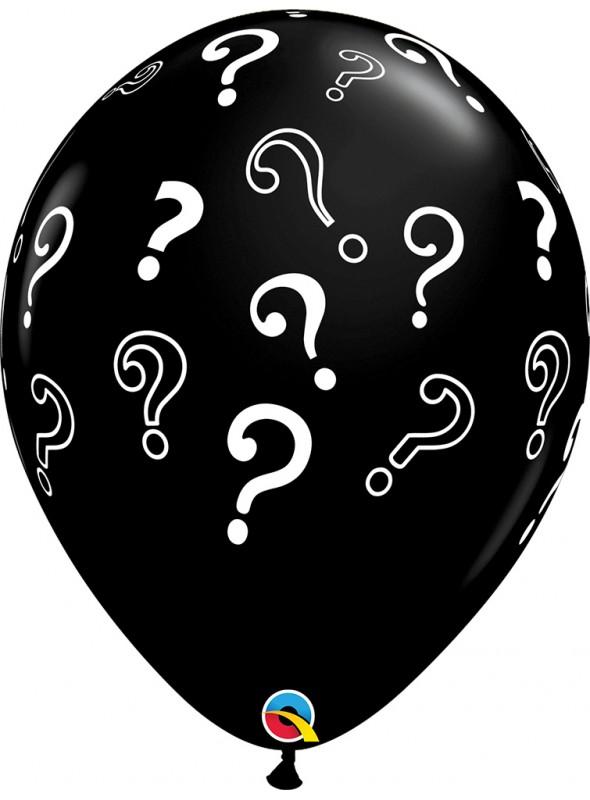 Balões de Látex Chá Revelação 16 Polegadas Qualatex – 5 unidades