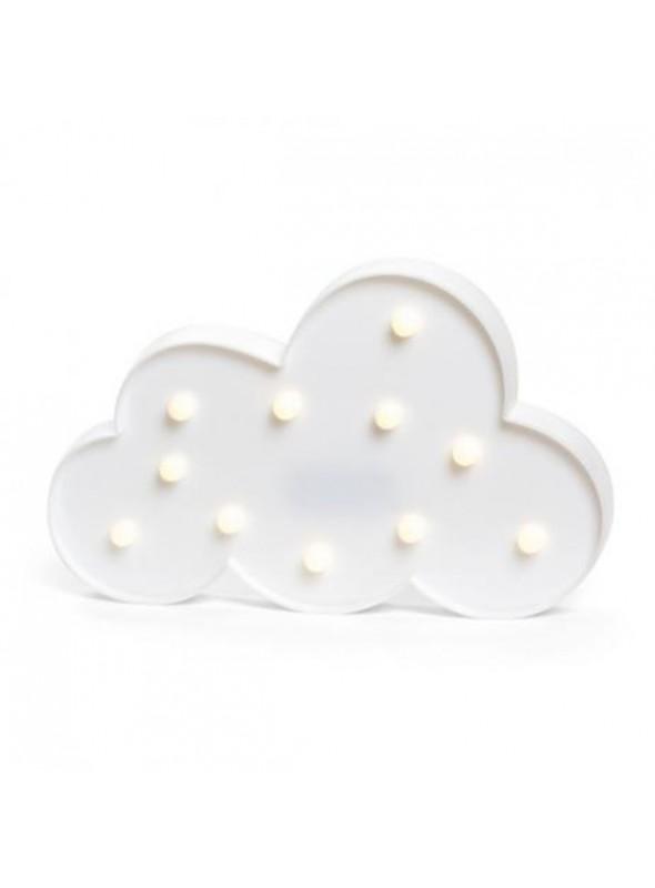 Luminária Led Nuvem – 1 unidade