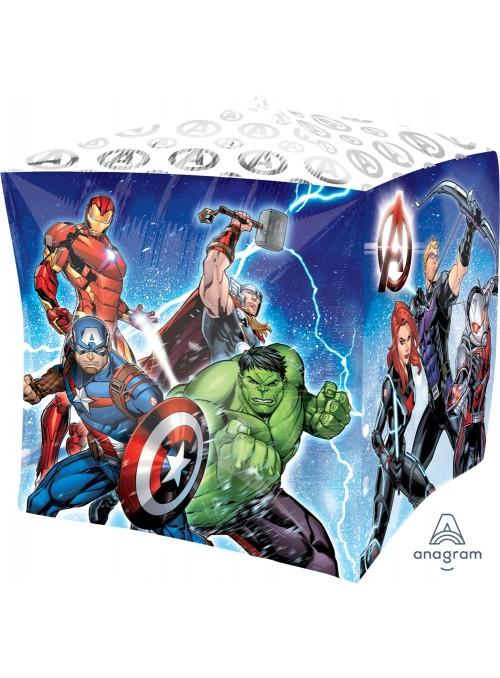 Balão Metalizado Cubez Os Vingadores – 1 unidade