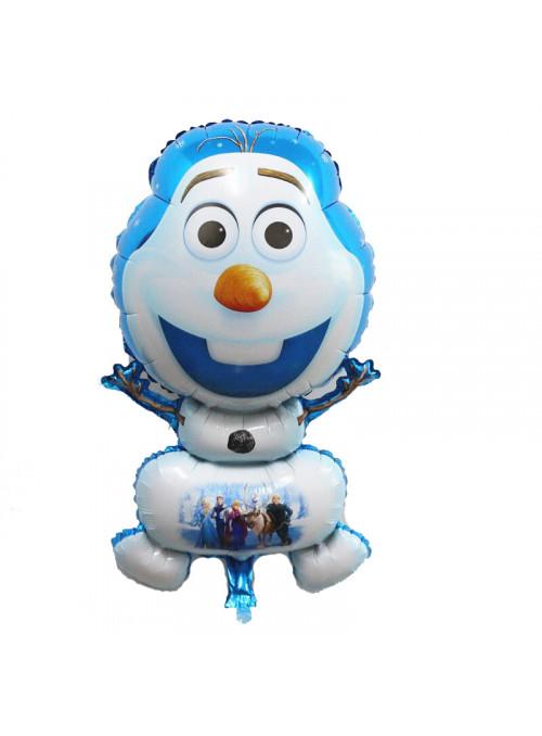 Balão Metalizado Olaf Frozen – 1 unidade