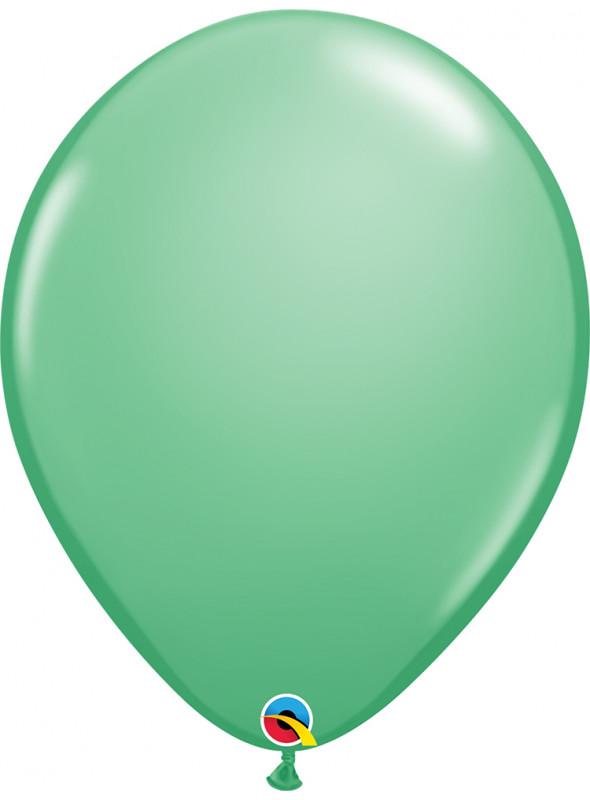 Balão de Látex Verde Inverno 16 Polegadas – 1 unidade