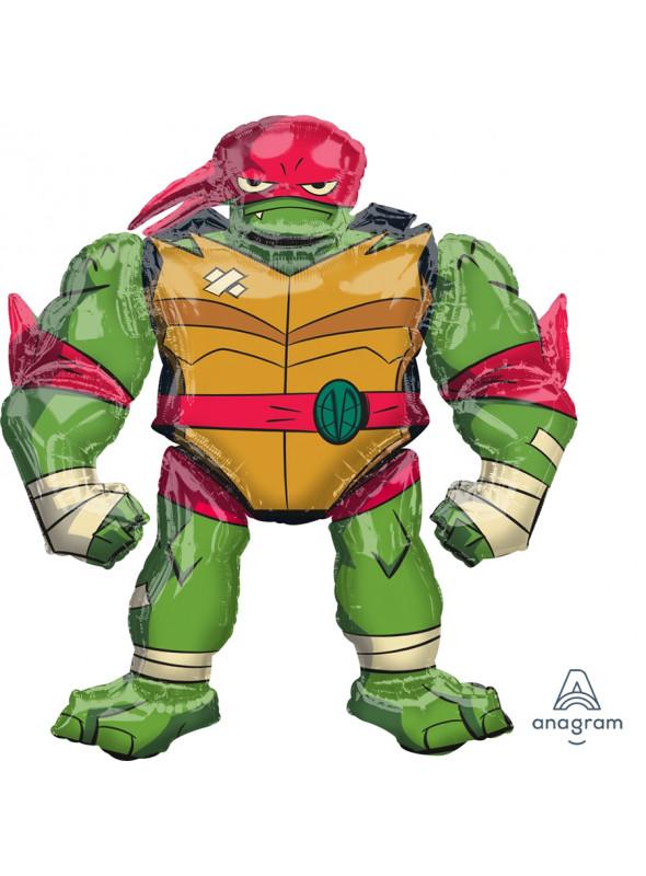 Balao Airwalker Gigante Tartaruga Ninja
