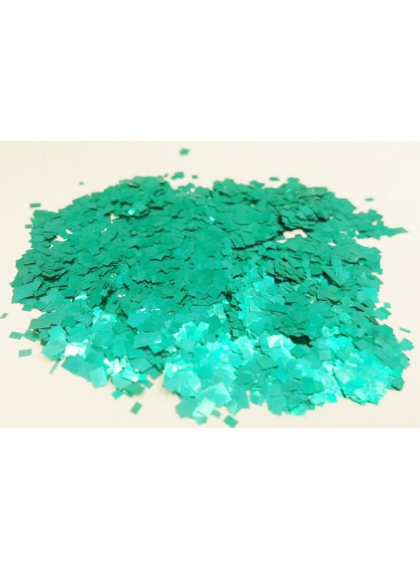 Confetes para Balão Mini Picadinho Azul Tiffany 25g – 1 pacote