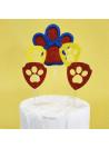 Topo de Bolo Cachorro Patrulha Canina – 1 unidade