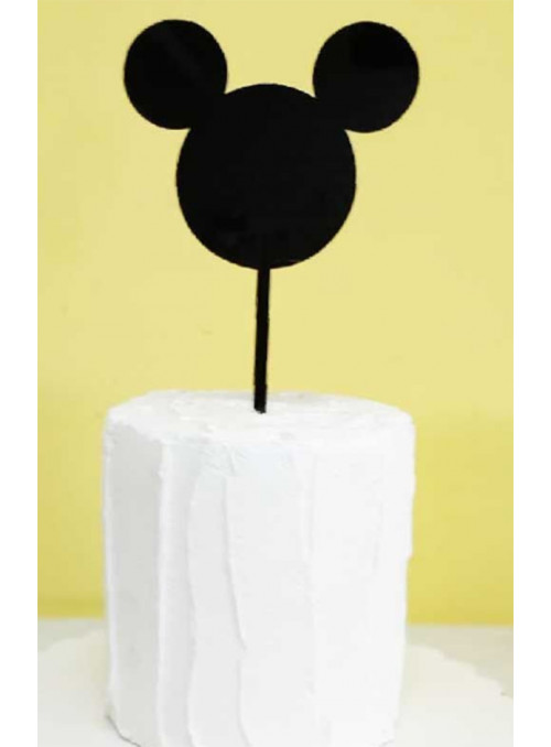Topo de Bolo Mickey – 1 unidade