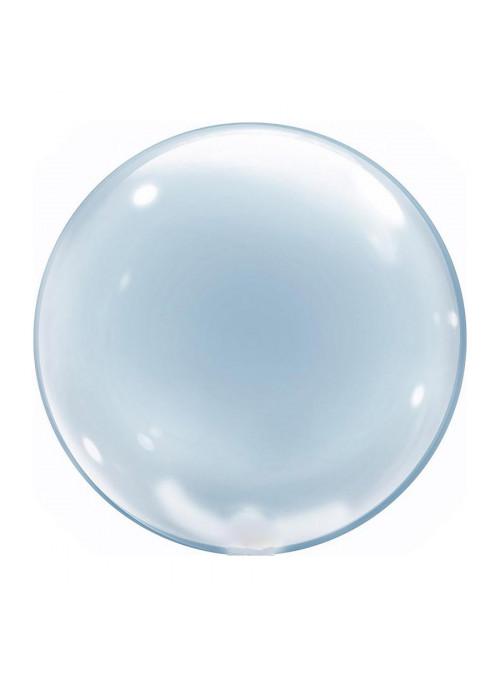 Balão Bubble Transparente 10 polegadas