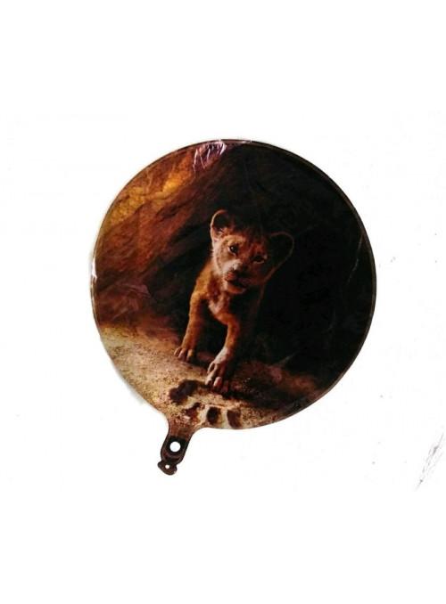 Bexiga Balão Metalizado Rei Leão 18 Polegadas 45cm