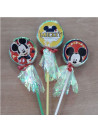 Pirulito Pequeno Festa Mickey – 10 unidades