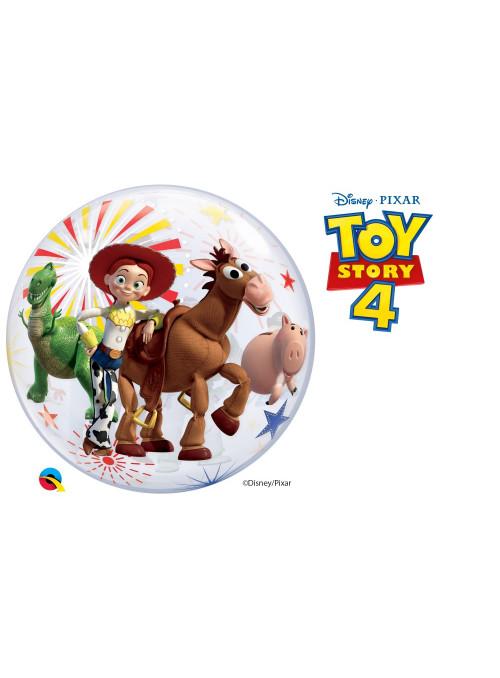 Balão Bubble Toy Story 4 22 Polegadas 56cm Qualatex
