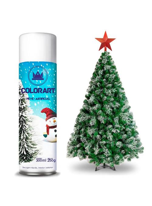 Spray Neve Artificial Natal 300ml Colorart