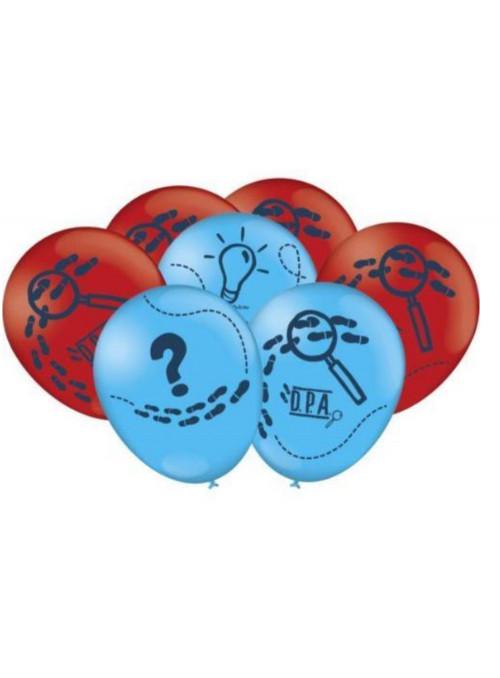 Balões de Látex DPA 9 Polegadas 23cm Festcolor 25 unidades