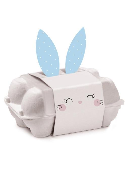 Caixa para Ovos Páscoa Soft 15x10,5x6,5 Cromus 1 unidade