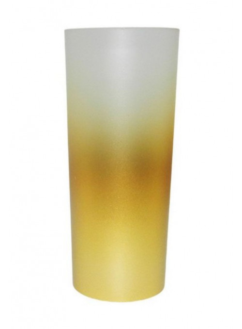 Copo Long Drink Degradê Dourado 330ml