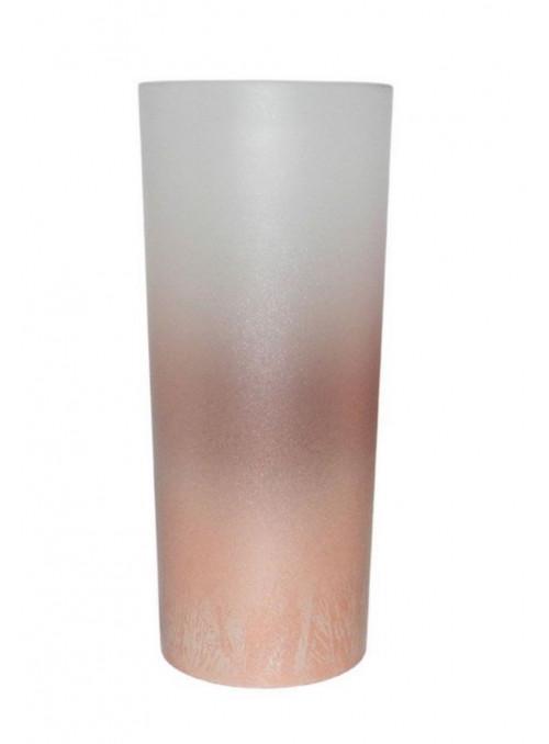 Copo Long Drink Degradê Rose Gold 330ml