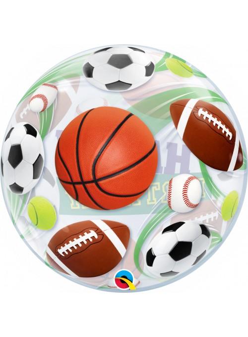 Balão Bubble Bolha Transparente Aniversário Bolas Esportivas