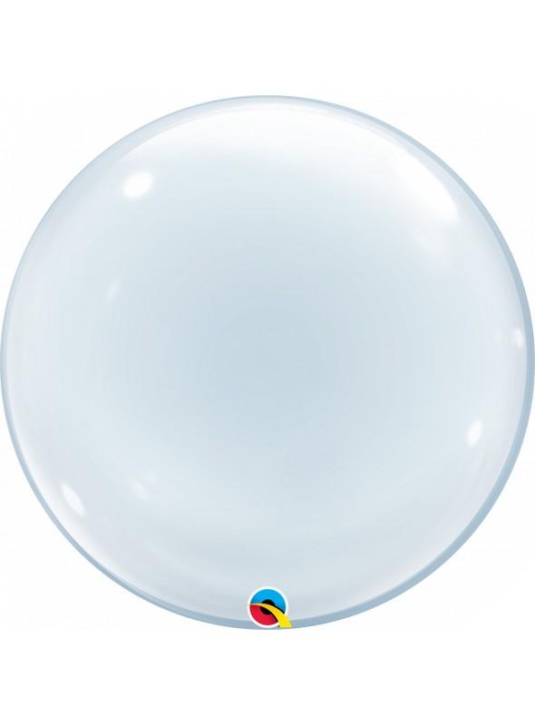 Balão Bubble Transparente 24 Polegadas - 1 unidade