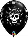 Balões De Látex Piratas – 10 unidades