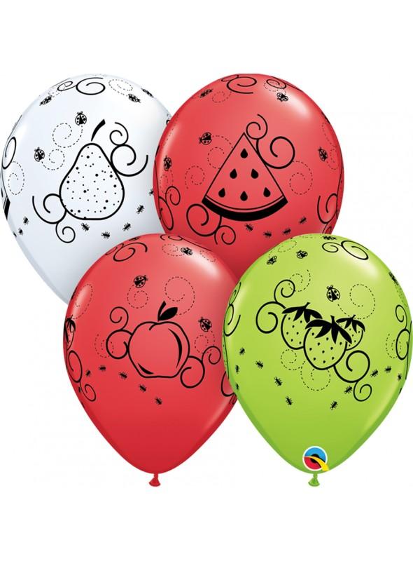 Balões De Látex Picnic – 10 unidades