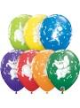Balões De Látex Festas dos Bichos - 10 Unidades