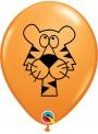 Balões De Látex Animais da Selva - 10 Unidades