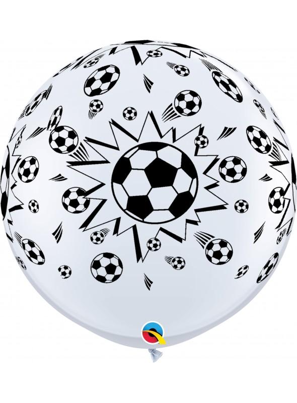 1f369b15e Balão de Látex Gigante Bolas de Futebol