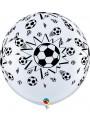 Balão de Látex Gigante Bolas de Futebol