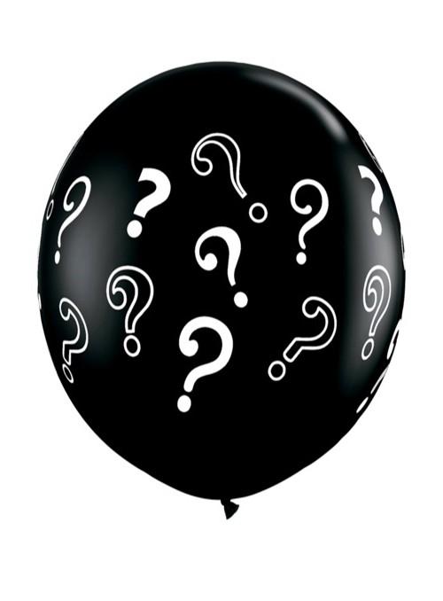 Balões De Látex Chá Revelação- 25 Unidades