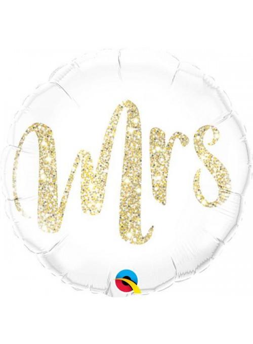 Balão Metalizado Mrs -1 unidade